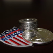military coin rings by let freedom rings